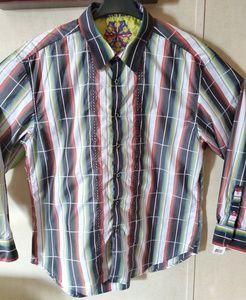 Robert Graham Mens 3XL Tall Brand New Long Sleeve